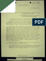 Egyptian-Israeli Ceasefire Situation. 25 October 1973.