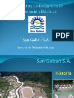 Proyectos SG-Present FORO Dic 2012-Ver 0.ppt