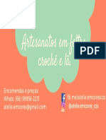 Ateliê Ponto e Cores (2)