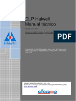 CLP Haiwell - Manual Técnico - 2017