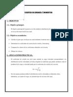 Coeficientes de Coriolis y Boussinesq