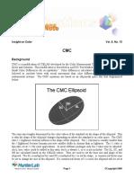 Cmc Calculations (Hunterlab)