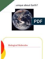 Biological Molecules- Nutrients