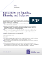 INF278 Declaration on Equality v3