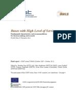 BHLS COST Final Report October2011