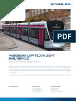 Variobahn Sweden