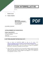LEVOTHYROX - Sommation Interpellative Extraits Sans Nom 02112017