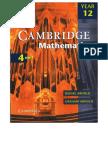 Cambridge 4u Textbook.1 100