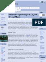 Radionics Schema Magical Tool – Dreamhart.org