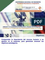 Lecture 13 - Fundamentos Del Comportamiento Humano en El Trabajo.