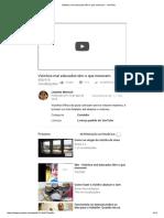 Vizinhos Mal Educados Têm o Que Merecem - YouTube
