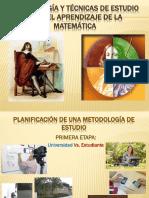 Metodologia Matemática II