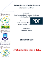 PIBID 11.2014