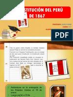 Constitucion de 1867