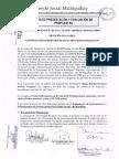 Acta de Presentacion y Evaluacion de Propuestas