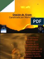 1-oración Kryon