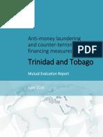 Cfatf 4mer Trinidad Tobago