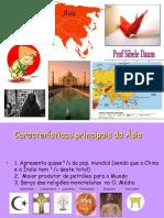 Ásia Geral e Oriente Médio