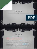 Tema 1 Teoría Del Derecho