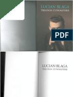 Trilogia Cunoasterii, L. Blaga.pdf