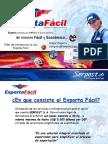 Induccion Uso Exporta Facil 2016 Keyword Principal