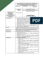 8.1.2.1 SOP Permintaan Pemeriksaan, Penerimaan Spesimen, Pengambilan dan Penyimpanan Spesimen.docx