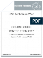 English Course Guide Ws 2017
