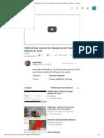 HIDROLOGIA_ Cálculo Do Hietograma de Projeto (Método Do SCS) - YouTube