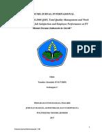 Resume Jurnal Internasional