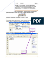 Personalizar fondo correo