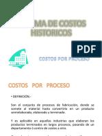 Sistema de Costos Historico - Costos Por Procesos
