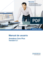 Manual Amadeus Cars Plus
