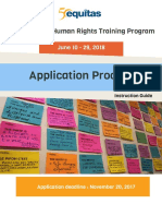Instruction Guide IHRTP 2018 Eng
