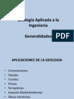 2da Clase Geología Aplicada