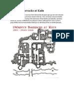 Dwarven Barracks