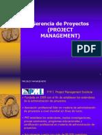 Gerencia de Proyectos - Clase Introductoria