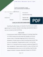Deep Wood Brew Products v. Go Keg - Complaint
