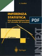 [Azzalini, A.] Inferenza Statistica, una presentazione basata sul concetto di verosimiglianza
