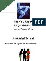 36933988-Teoria-y-Diseno-Organizacional.ppt