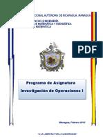 255198535 Investigacion de Operaciones i Borrador