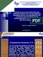 Presentacion Proyecto Opt Edgar Sanchez