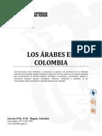 Los Árabes en Colombia