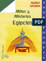 Steiner Rudolf - Mitos Y Misterios Egipcios.pdf