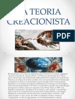 La Teoria Creacionista