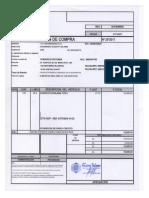 Escaneo Ordenes de Compras