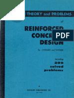 Schaums Outline of Reinforced Concrete Design