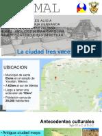 Uxmal Historia