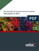 Plan Estratégico de Desarrollo Nacional Actualizado