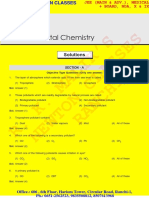 Chem Environmental Chemistry