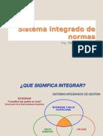 Gestion Integrada ISO-2016
